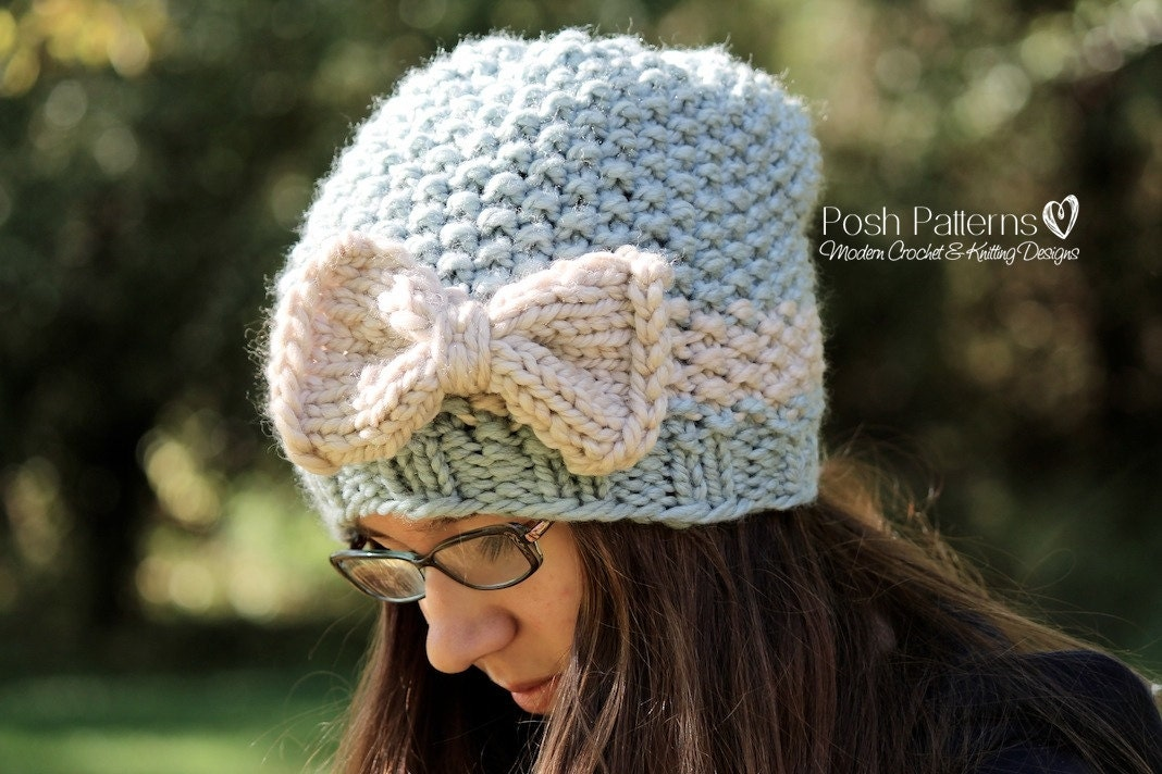 Fine Easy Knitting Hat Patterns For Beginners Gift Easy Scarf