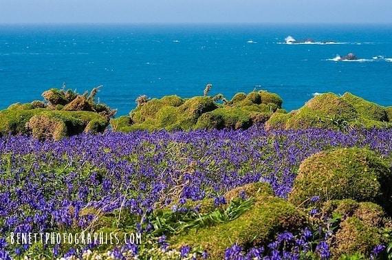 photographie paysage de bord de mer en bretagne format 20x30cm