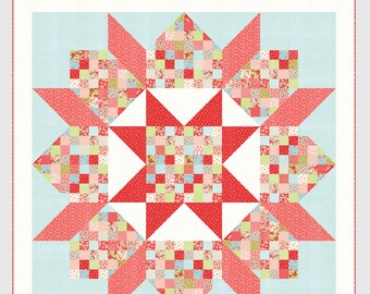 Patchwork Swoon by Thimble Blossoms - Quilt Pattern