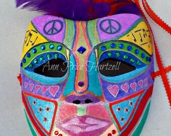Mask - Mask of Symbols