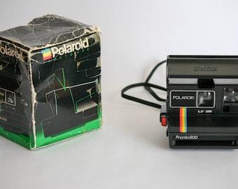 Vintage Polaroid 600 PRONTO