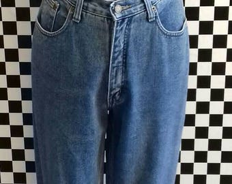 80's/90's vintage denim jeans - medium