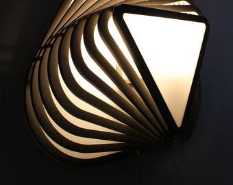 TWIK M Wall Sconce - wood Design
