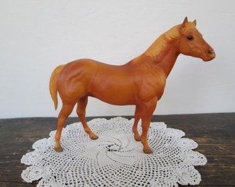Small Breyer Palomino Horse Figurine
