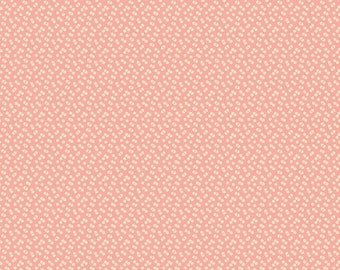 6302 Coral dots FORGET ME NOT by Tammie Green