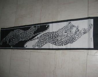 KARINA long scarf two tone