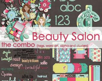 Beauty Salon (the combo) 4 packs