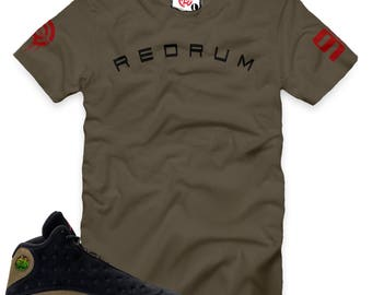 Olive 13 Redrum 98 T-Shirt
