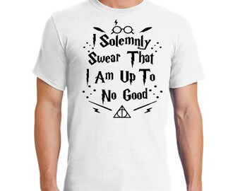 Harry Potter Marauders Map T-shirt