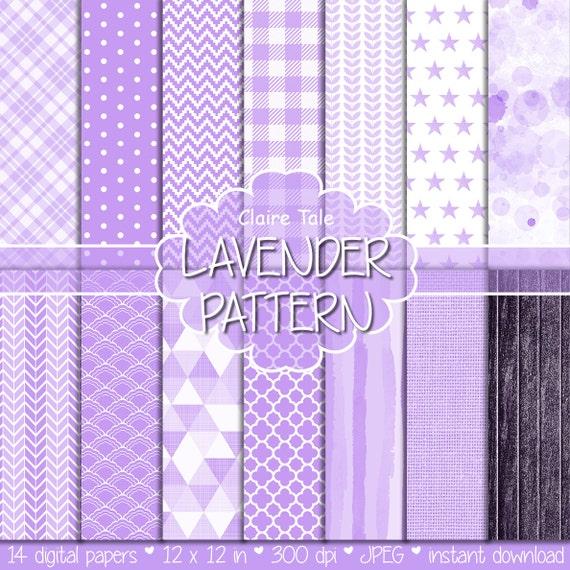 Lavender digital paper, Lavender pattern, Lavender paper, Lavender printable paper, Lavender background, Lavender backdrop, Lavender texture