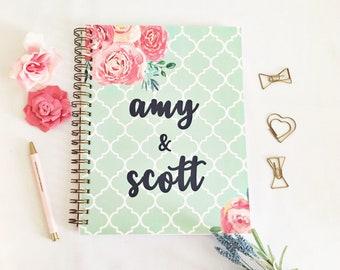 Wedding planner, bride to be gift, bridal planner, bride planner, wedding organizer, newly engaged gift, engagement gift, wedding binder