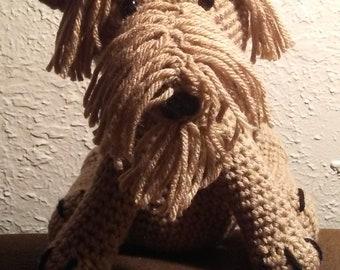Yorkie Stuffed Animal