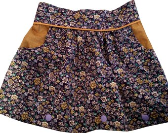 Scalable skirt T 4-5-6 years