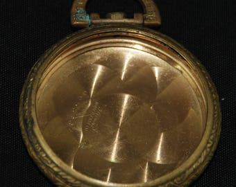 Beautiful Vintage Antique Steampunk Pocket Watch Body Case X 85