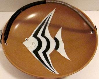 Vintage Fish Candy Dish