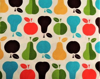 Apple & Pear by Chester LLC. Courtesy of MHS Licening, 1/2 Yard