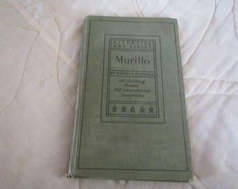 1901 ** Murillo ** Estelle M Hurll ** ex library book ** sj