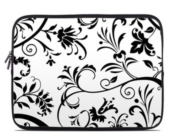 Laptop Sleeve Bag Case - Alive by FP - Neoprene Padded - Fits MacBooks + More