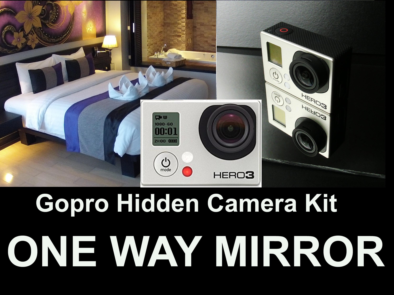 GOPRO 3 Hidden Camera KitTurn Your Gopro Into a Spy Camera