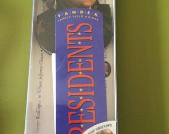 Vanderbilt Family Field Guides-Presidents-Educational/Learning/History