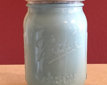 OCEAN BREEZE scented candle - Soy candle - Homemade candle - Hand poured candle - Natural candle - Highly scented - Fresh Candle