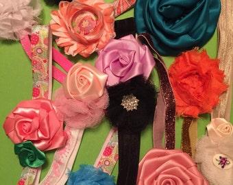 Baby headbands Grab Bag!