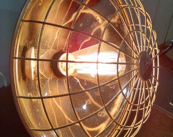Repurposed Kenmore Heater/Light