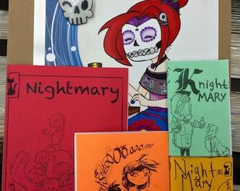 Nightmary Zine Bundle