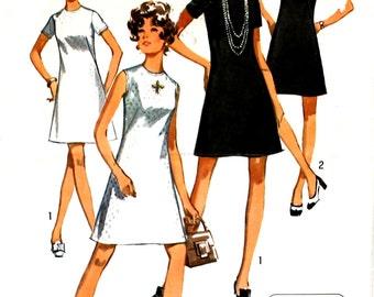 Jiffy Dress Bust 38 Simplicity 8682
