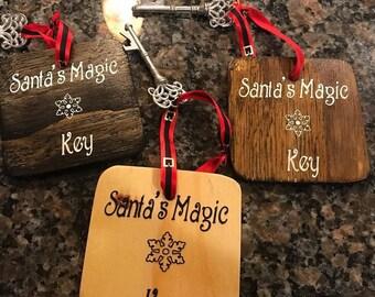 Santa's Magic Key