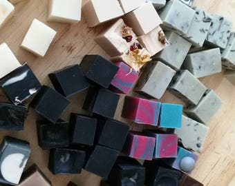 Sample soap, cold processed soap, soap samples, handcrafted soap, homemade soap, cured soap, cold process soap, handmade soap, soap, samples