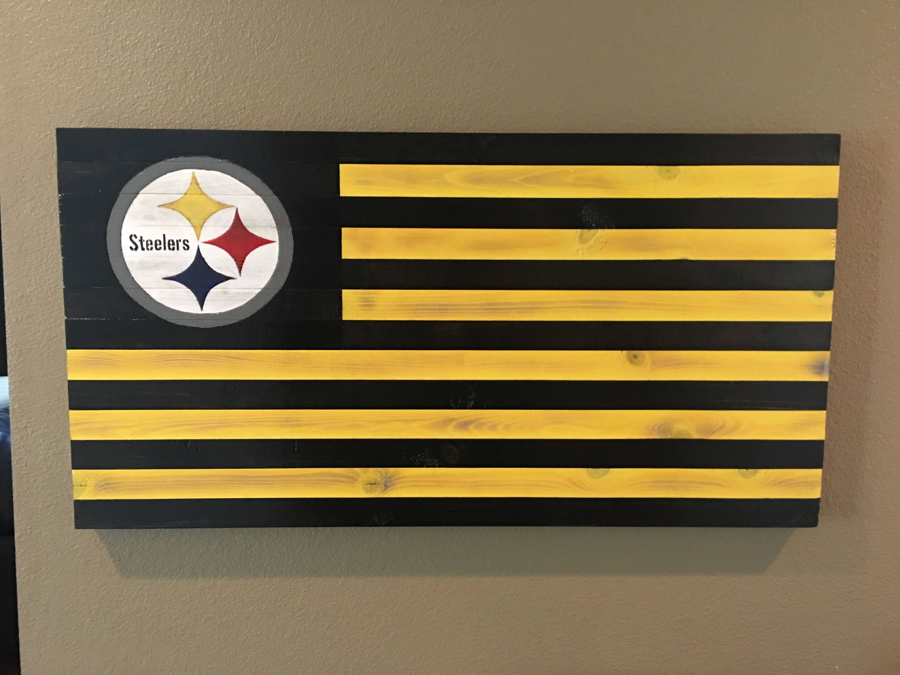 Unique Steelers Wall Art Images - The Wall Art Decorations ...