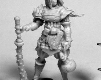 Female Oni - 77486 - Reaper Miniatures
