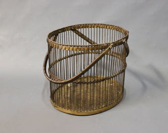 Basket from the 1970s.