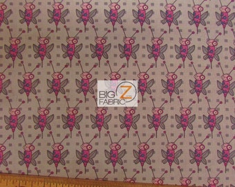 """Garden Friends Butterflies By Westminster Fibers 100% Cotton Fabric - 45"""" Width Sold By The Yard (FH-1151)"""