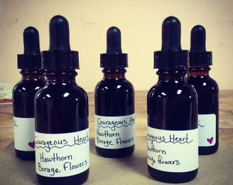 Courageous Heart extract blend
