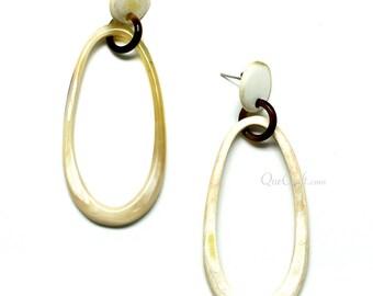 Horn Earrings - Q11400