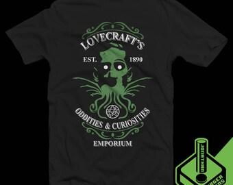 Lovecrafts Emporium T-Shirt