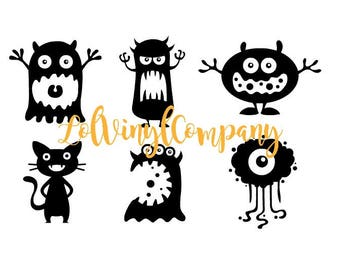 Halloween Cut Files-Halloween Digital Download-Pumpkin Cut File for Cricut-Fall Cut Files