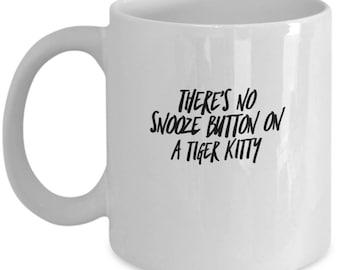 Tiger Lover Novelty Coffee Mug