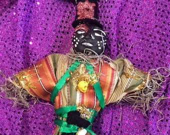 Dr John Montanee New Orleans Style Voodoo Doll