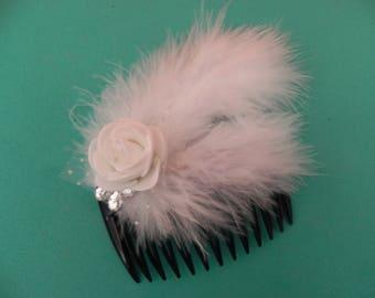 ceremony hair comb