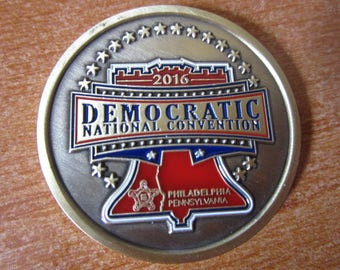 United States Secret Service Republican National Convention Cleveland Challenge Coin #3132