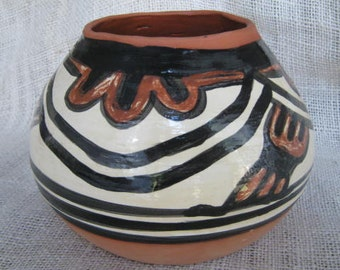 Ghost Ranch Terra Cotta Bowl