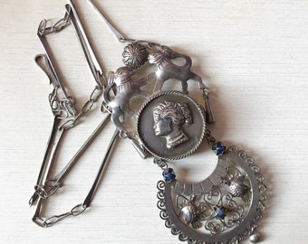 """Amazing """"mysterius"""" necklace from the last century"""