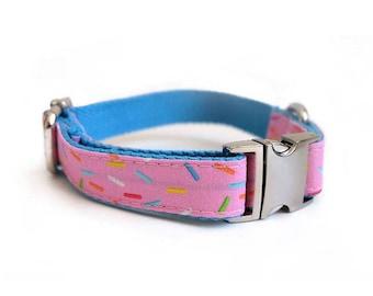 Yay Sprinkles Dog Collar