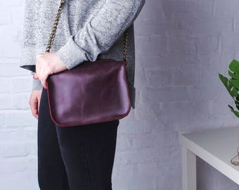 Leather crossbody bag,Crossbody women bag,Small messenger bag,Womens messenger bag,Leather Crossbody,Cross body shoulder purse,Crossover Bag