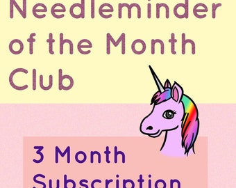 Needleminder of the Month Club - 3 Months