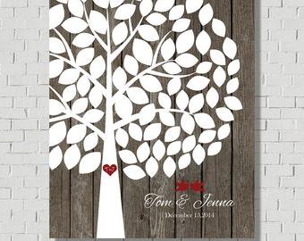 Rustic Wedding Guest Book, Wedding Guestbook Alternative, Wedding Signs, Guest Book Sign, Wood Guest Book, Wedding Tree, Bridal Shower Gift