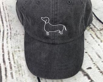Wiener Dog Hat, Dachshund hat, Dog Hat